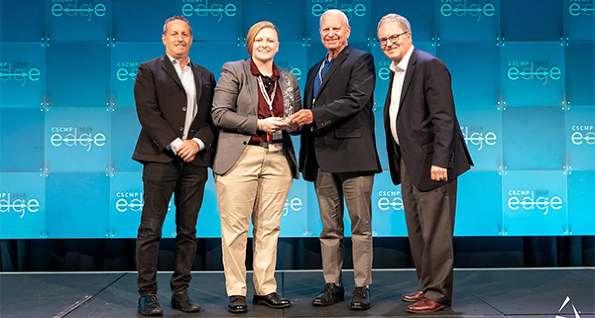 Using A.I. to Slash Shipping Costs | 2019 Supply Chain Innovation Award Winner