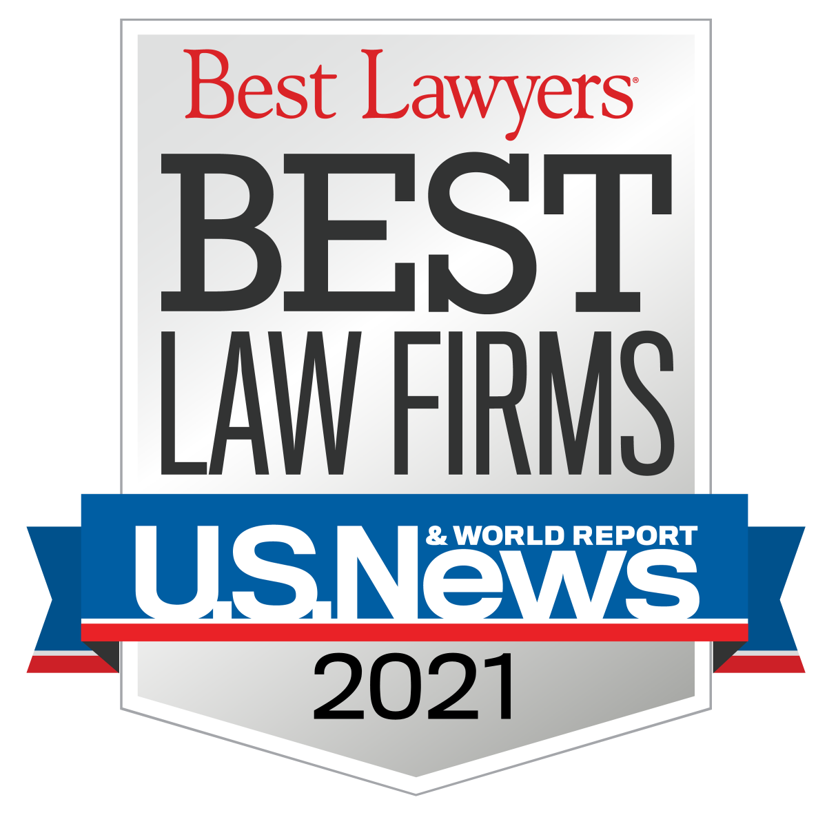 "Kim & Lahey Law Firm Named to ""Best Law Firms"" List 2021"
