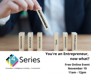 i4Series Entrepreneurship Event